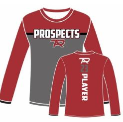 S2N PTA Custom Long Sleeve with Name and Number