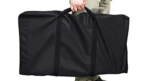 i COVER Carry Bag-Heavy Duty Water Proof 600D Polyester Canvas Carry Bag Sized for Blackstone 28 Inch Griddle Top or Grill Top.