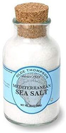 Olde Thompson 22-112 20-Ounce Mediterranean Sea Salt Crystals, White