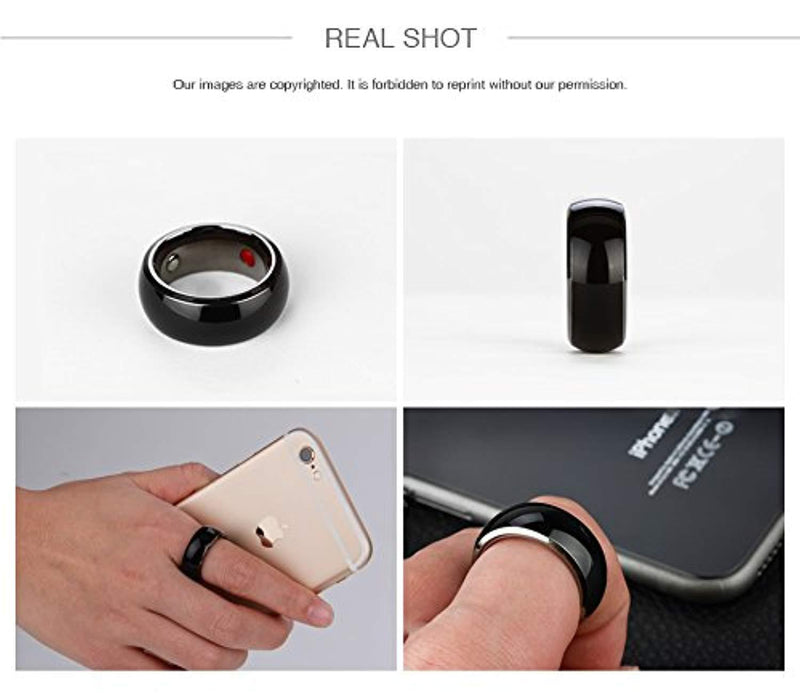 VapeOnly R3 NFC Magic Smart Ring Waterproof Electronics Mobile Phone Accessories Universal Compatible with Android iOS SmartRing Smart Watch (11