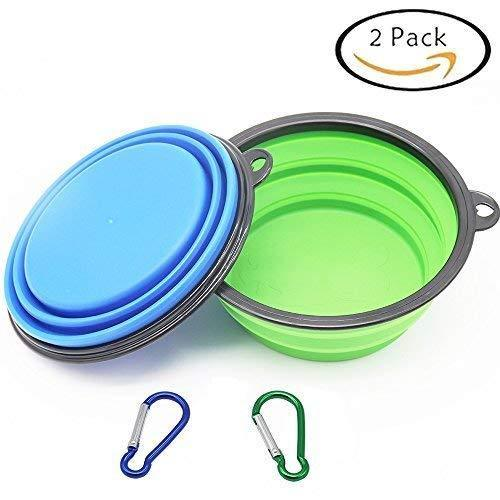Glendan Large Size Collapsible Dog Bowl