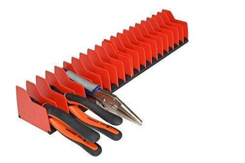 MLTOOLS Pliers Cutters Organizer Pro - Made in USA - Pliers Rack - P8248 x 2