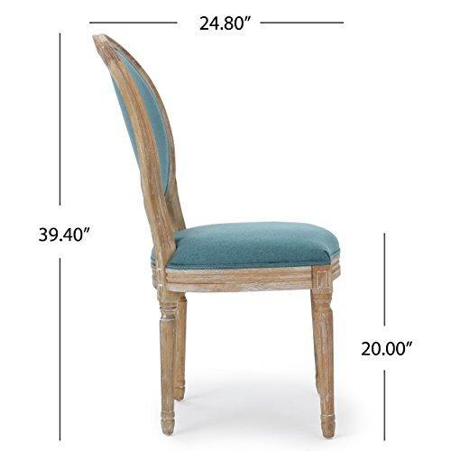 Kershner Contemporary Sleek Design Cream/White Dining Chairs (Set of 2) Dining Chairs Table Antique Set Room Oak Mahogany French Svitlife