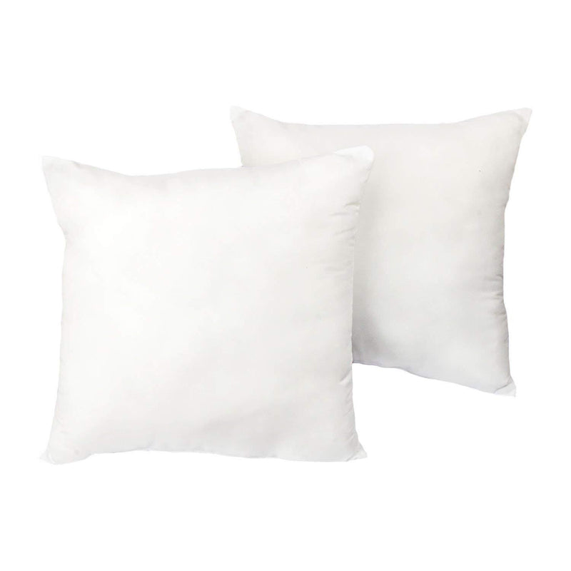 "Cozy Bed European Sleep Pillow(Set of 2), White, 26"" H X 26"" W X 4"" D - Pack of 2"