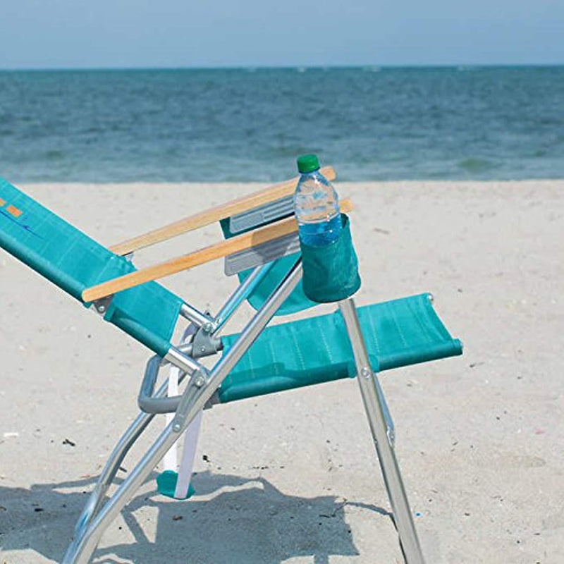 Tommy Bahama Hi-Boy Beach Teal Chair