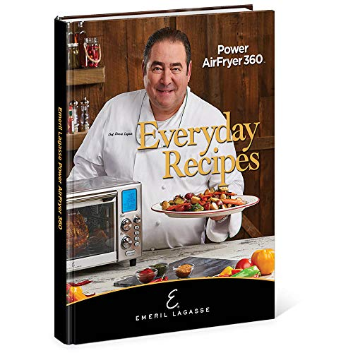 Emeril Lagasse Everyday Recipes for the Power AirFryer 360