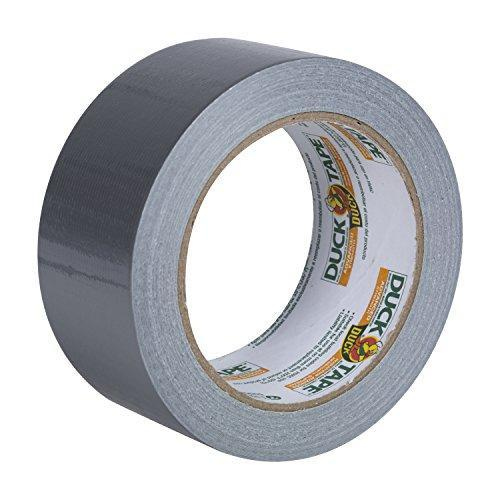 Duck Brand 1017800 Advanced Strength Duct Tape, 1.88 Inches by 20 Yards, Single Roll, Silver