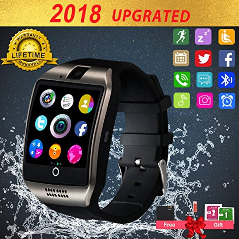 Smart Watch for Android Phones,Android Smartwatch Touchscreen with Camera,Smart Watches with Text,Bluetooth Watch Phone with SIM Card Slot Watch Cell Phone Compatible Android iOS Men Women Youth