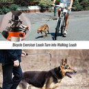 Deyace Hands Free Leash, [2019 New Type] Dog Bicycle Exerciser Leash 2019 Newest Model Built-in Buffer Spring - Soft & Easy Pull Tug Free Control from Small to Large Dogs