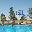Lifetime Pool Side Basketball System