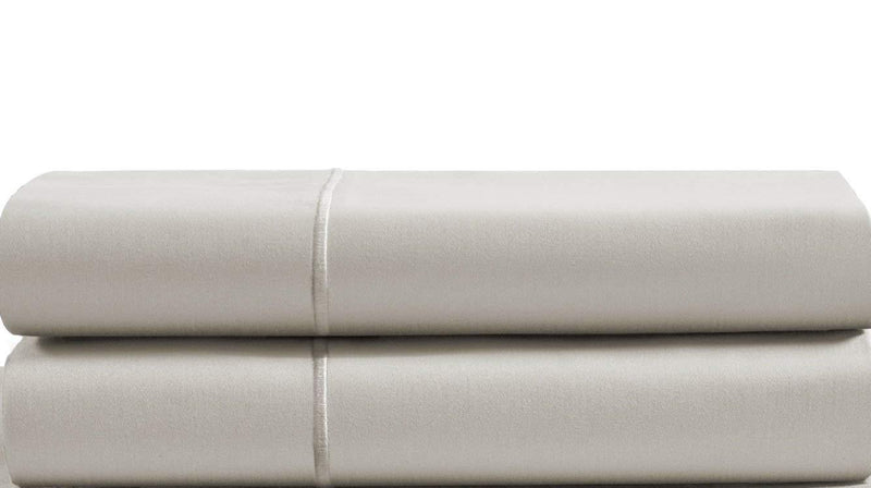 CHATEAU HOME COLLECTION 800-Thread-Count Egyptian Cotton Deep Pocket Sateen Weave Queen Sheet Set, White