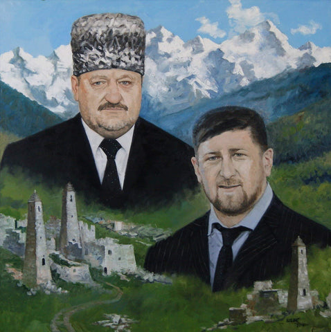 Leaders of the Chechen Republic