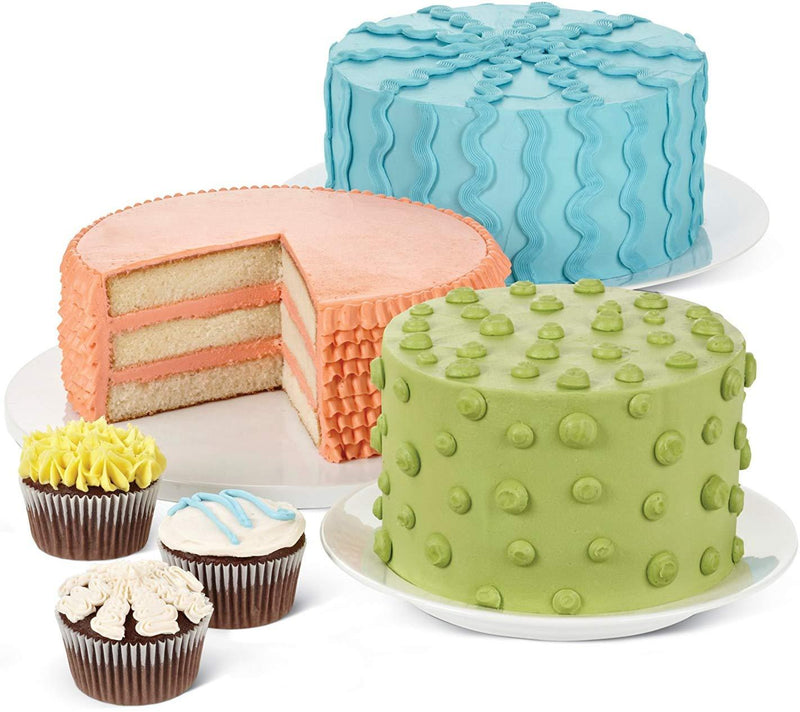 46-Piece Deluxe Cake Decorating Set, Cake Decorating Supplies by Veracity & Verve