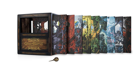 Game of Thrones: The Complete Series (Collector's Edition/Blu-Ray)