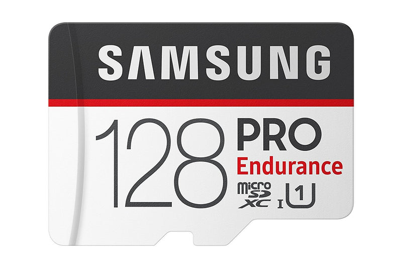 Samsung Pro Endurance 128GB Micro SDXC Card Adapter - 100MB/s U1 (MB-MJ128GA/AM)