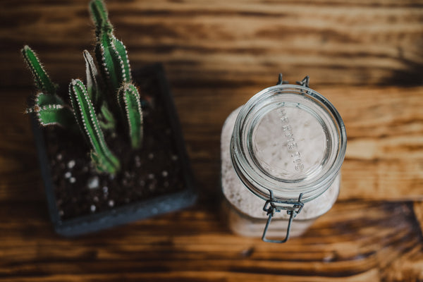 DIY Rosemary Salt Soak