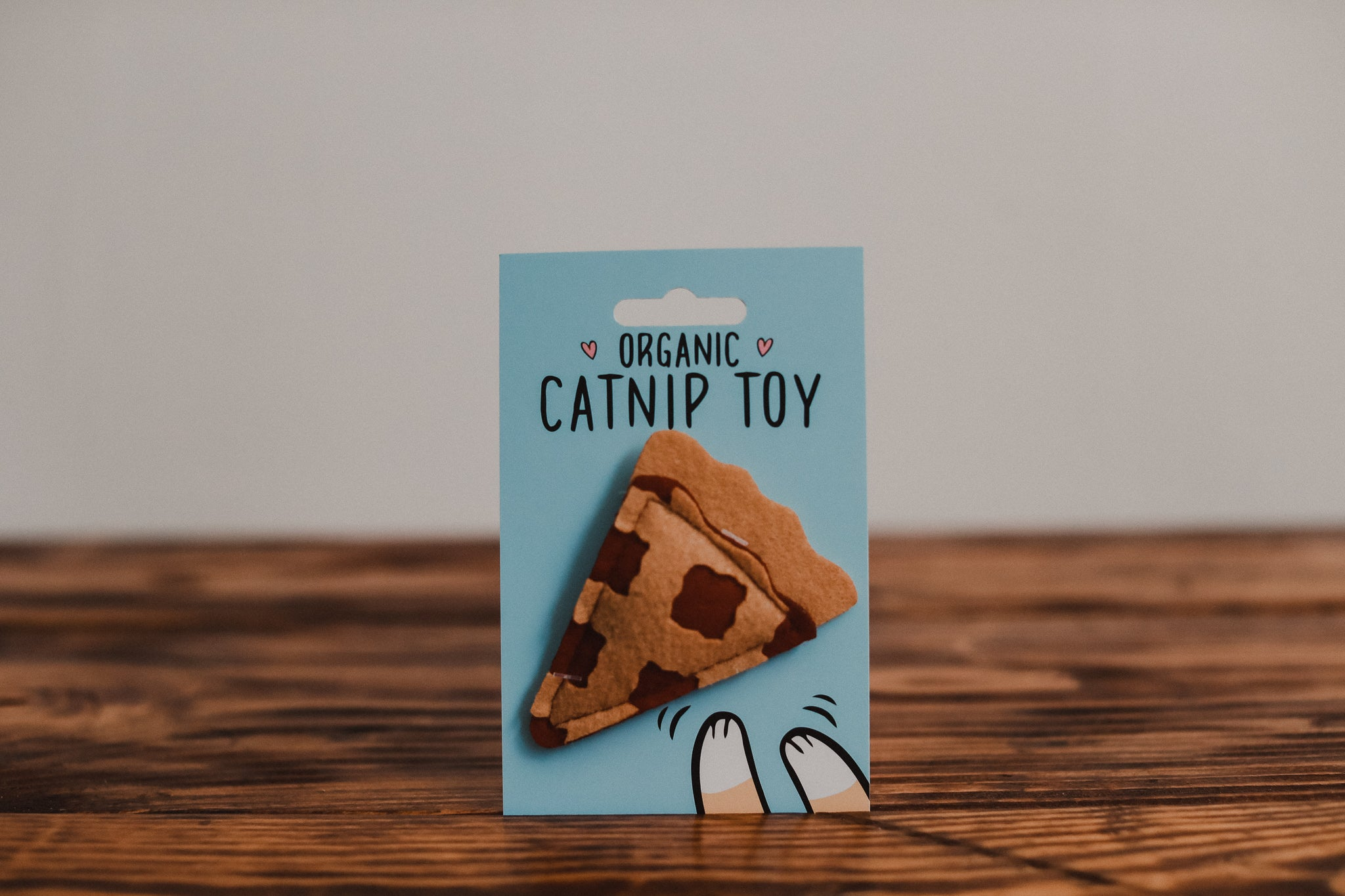 Pie Catnip Toy