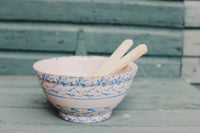 Large Vintage Ceramic Bowl