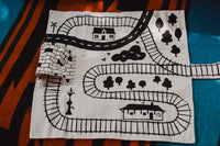Organic Train Playmat
