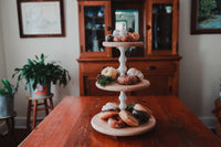Three Tiered Dessert Stand