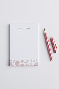 Jot It Down Notepad