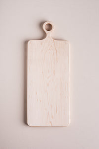 Classic Maple Wood Cutting Board