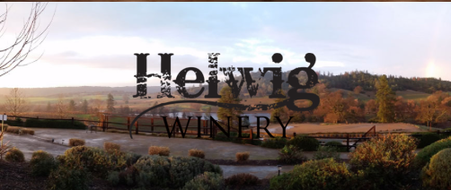 May 20th, 2018 2-5 P.M—Book Signing at Helwig Winery