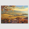 Carmel Valley canvas print