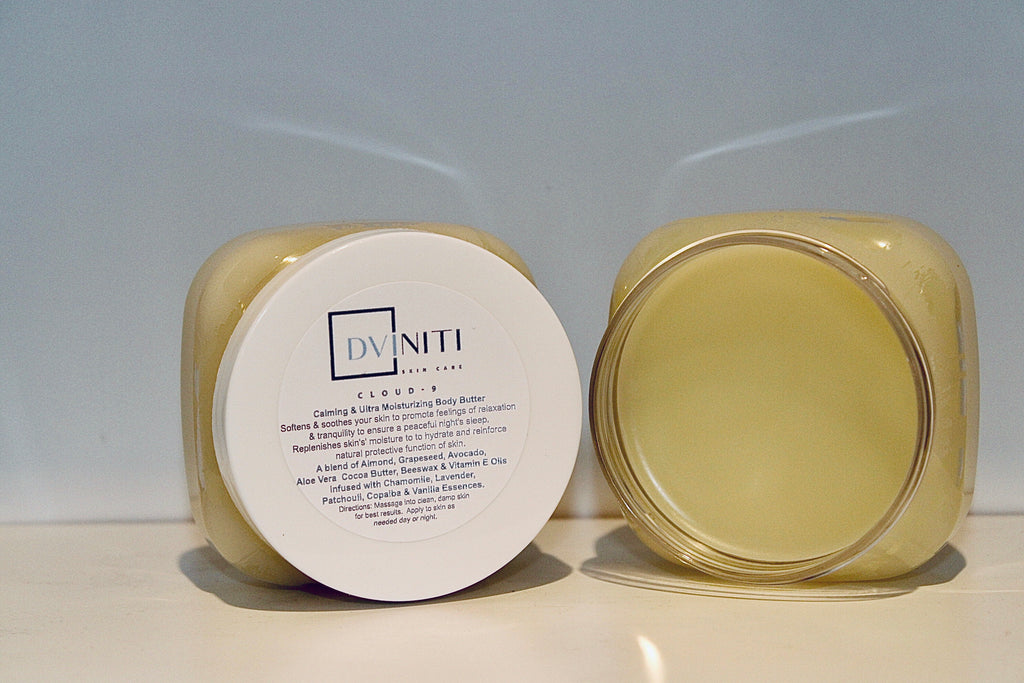 DRY SKIN  Body Butter: FLOWER GIRL