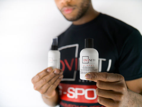 Men's Body Oil