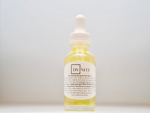 Revitalizing Scalp & Hair Serum