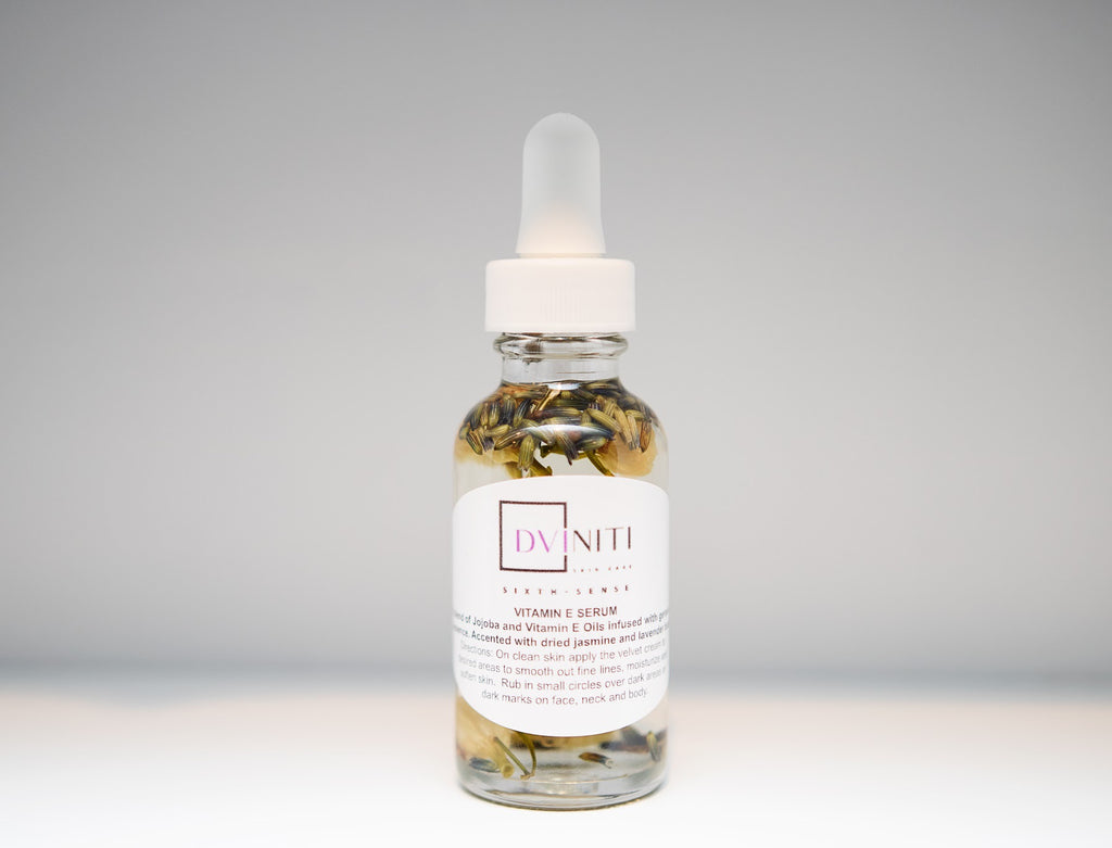 #4 Nourishing Vitamin E Serum