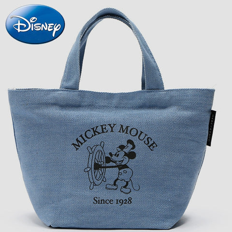 Mickey Mouse Canvas Tote
