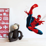 Spiderman Wall Decal - Amazing Steals N Deals