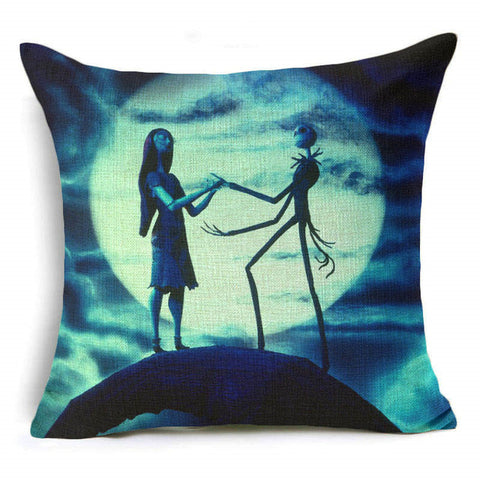 The Nightmare Before Christmas Decorative Throw Pillow - Amazing Steals N Deals