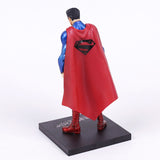 First Edtion Superman Collectible Action Figure - Amazing Steals N Deals