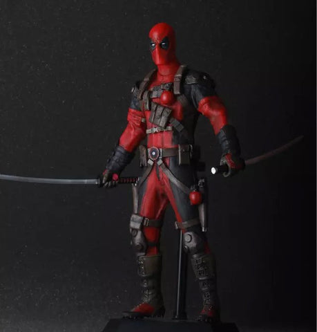 Deadpool Collectible Action Figure - Amazing Steals N Deals