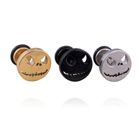 Nightmare Before Christmas Stud Earrings