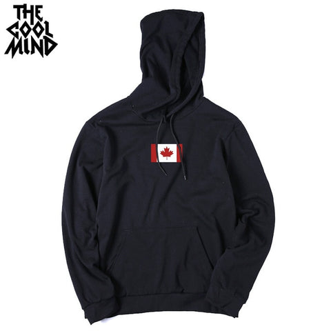 Canadian Flag Hoodie In 8 Designs