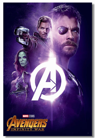 Avengers Infinity War Poster - Amazing Steals N Deals