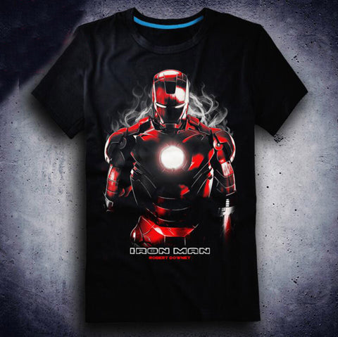 Avengers Infinity War Character T-shirt - Amazing Steals N Deals