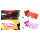 Colored Headlight Film 200cm L X 30cm W - Amazing Steals N Deals