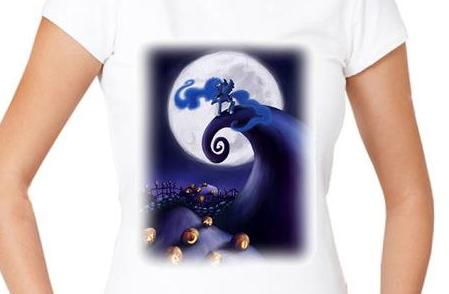 Classic Nightmare Before Christmas T-Shirt - Amazing Steals N Deals