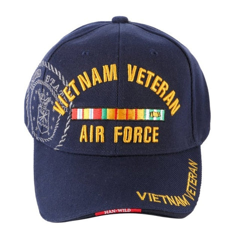 Vietnam Vintage Memorable Air Force Baseball Cap