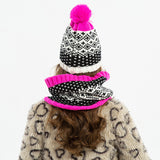 Hat And Infinity Scarf Set