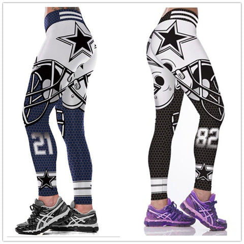 Dallas Cowboy Leggings