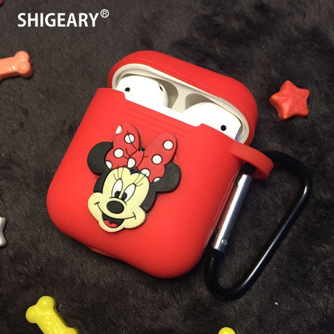 Disney Earphone Cases For AirPods In 4 Designs