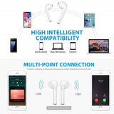 5.0 Mini Wireless Bluetooth Earbud With Charging Box