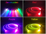 Car Interior Sound Active RGB LED 4/5/6 Multicolored Lights In 3 Options