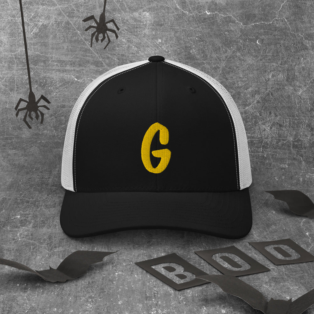 Goodland Cowboys G gld Trucker Cap